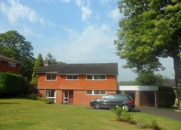 Thumbnail 4 bed property to rent in Chichester Drive, Sevenoaks, Kent