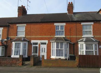 Thumbnail 3 bed terraced house to rent in Portland Road, Rushden
