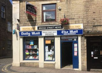 Thumbnail Retail premises for sale in Bury BL0, UK