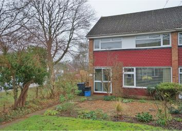 Thumbnail 3 bedroom semi-detached house for sale in Taywood Close, Stevenage