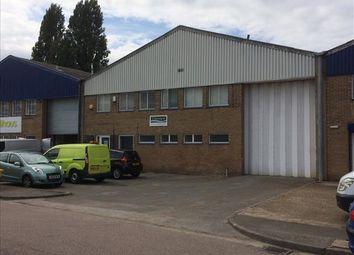 Thumbnail Light industrial to let in Unit 43, Evelyn Street, Beeston, Nottingham