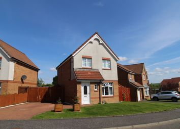 Thumbnail 3 bedroom detached house for sale in Lammermuir Way, Chapelhall, Airdrie