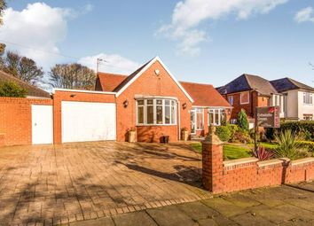 Thumbnail 3 bed bungalow for sale in Albert Road West, Bolton, Greater Manchester