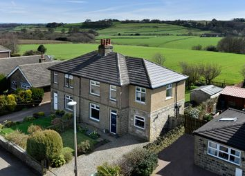 Thumbnail 4 bed semi-detached house for sale in Park Lane, Birdsedge, Huddersfield