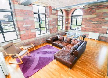 Thumbnail 2 bed flat to rent in Silk Warehouse, Lister Mills
