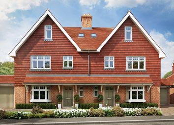 Thumbnail 4 bed semi-detached house for sale in Love Lane, Mayfield