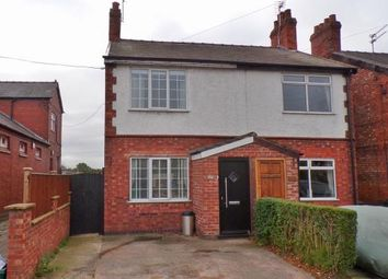 Thumbnail 3 bed semi-detached house for sale in Middlewich Road, Winsford, Cheshire