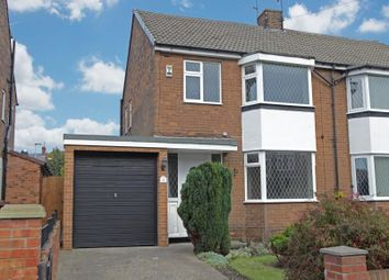 Thumbnail 3 bed semi-detached house to rent in The Grove, Normanton