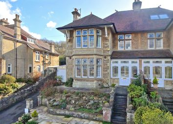 Thumbnail 5 bed semi-detached house for sale in Denstone, 45 Englishcombe Lane, Bath