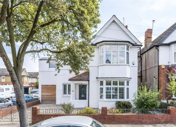 Thumbnail 5 bed detached house for sale in Leinster Avenue, London