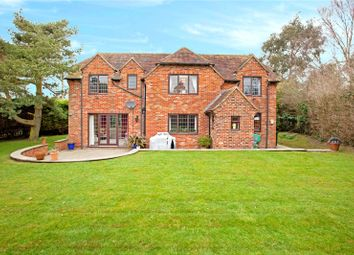 Thumbnail 4 bed detached house for sale in Pottery Lane, Inkpen, Hungerford, Berkshire