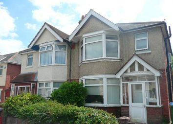 Thumbnail 5 bed terraced house to rent in Granby Grove, Southampton