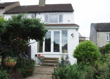 Thumbnail 2 bed end terrace house for sale in Haugh Shaw Road, Halifax