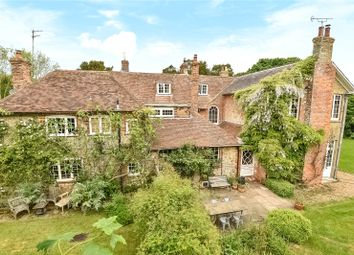 Thumbnail 9 bed detached house for sale in Sellindge, Ashford, Kent