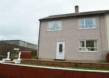Thumbnail 3 bed semi-detached house for sale in Uldale Road, Whitehaven, Cumbria