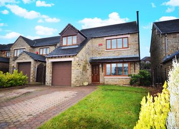 Thumbnail 4 bed detached house for sale in Hawthorne Way, Shelley, Huddersfield