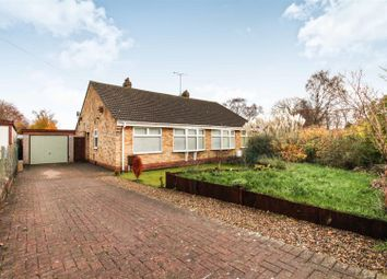 Thumbnail 2 bed semi-detached bungalow for sale in Howe Lane, Nafferton, Driffield