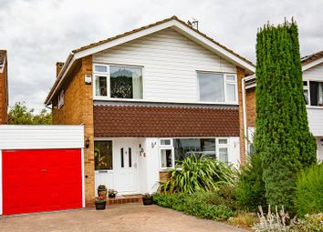 Thumbnail 4 bed detached house for sale in Hathaway Close, Balsall Common, Coventry
