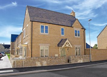 "Thumbnail 3 bed detached house for sale in ""The Staunton"" at Bourton Industrial Park, Bourton-On-The-Water, Cheltenham"
