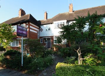 Thumbnail 3 bed terraced house for sale in Brentham Way, Ealing