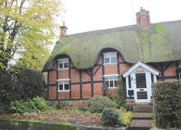 Thumbnail 2 bed cottage for sale in Smiths Lane, Snitterfield, Stratford-Upon-Avon