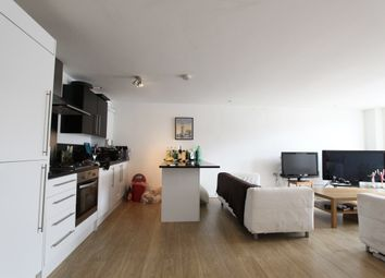 Thumbnail 3 bed flat to rent in Edgeley Road, London