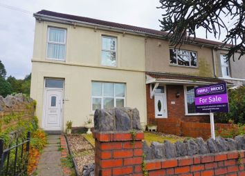 Thumbnail 3 bed end terrace house for sale in Neath Road, Briton Ferry
