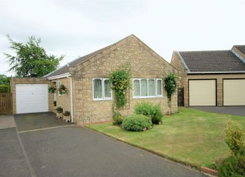 Thumbnail 2 bed detached bungalow for sale in Whitegates, Longhorsley, Morpeth