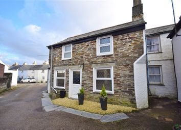 Thumbnail 2 bed semi-detached house for sale in West Lane, Delabole