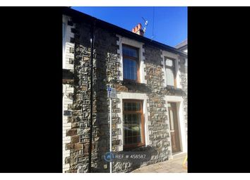 Thumbnail 3 bed terraced house to rent in Pencai Terrace, Treorchy