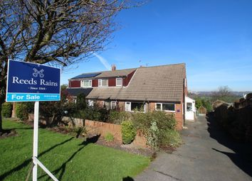 Thumbnail 2 bed bungalow for sale in The Court, Halifax Road, Liversedge