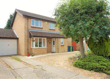 Thumbnail 4 bed link-detached house for sale in Balland Field, Willingham, Cambridge