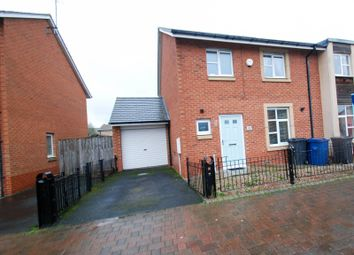 Thumbnail 3 bed semi-detached house for sale in Lynwood Way, South Shields