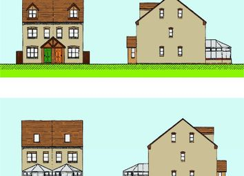 Thumbnail 4 bedroom town house for sale in Bilston Lane, Wednesbury, West Midlands