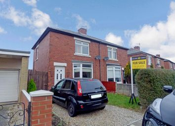Thumbnail 2 bed semi-detached house for sale in High View North, Wallsend
