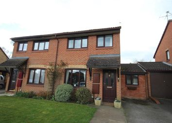 Thumbnail 3 bedroom semi-detached house for sale in Broad Hinton, Twyford