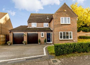 Thumbnail 4 bed detached house for sale in Captains Close, Swaffham