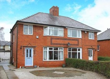 Thumbnail 3 bed semi-detached house for sale in Selhurst Road, Chesterfield, Derbyshire