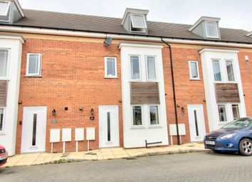4 bed terraced house for sale in Wesley Road, Cherry Willingham, Lincoln LN3