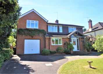 Thumbnail 6 bed detached house to rent in Broomleaf Road, Farnham