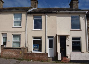 Thumbnail 2 bed terraced house to rent in Raglan Street, Lowestoft