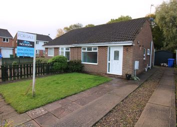 2 bed bungalow for sale in Southwold Place, Cramlington NE23
