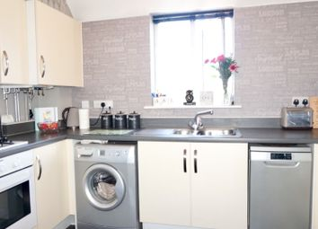 Thumbnail 2 bed flat for sale in Abelyn Avenue, Great Easthall Sittingbourne