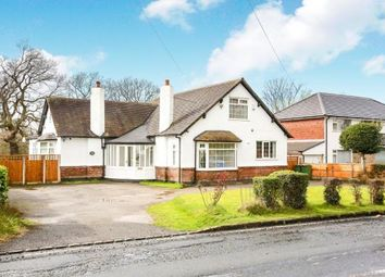 Thumbnail 3 bed bungalow for sale in Styal Road, Gatley, Cheadle, Greater Manchester