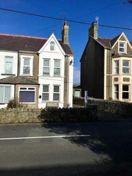 Thumbnail 4 bed semi-detached house for sale in Lon Penrhos, Morfa Nefyn, Pwllheli, Gwynedd