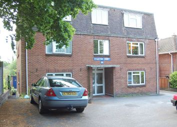 Thumbnail 2 bed flat to rent in North Road, Parkstone, Poole