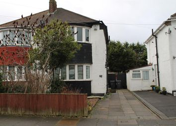 Thumbnail 2 bed semi-detached house for sale in Darley Avenue, Birmingham