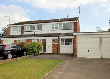 Thumbnail 3 bed semi-detached house for sale in Kennedy Drive, Pangbourne, Reading