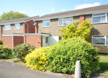 Thumbnail 3 bed semi-detached house to rent in Oakdale Walk, Woodley, Reading