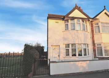 Thumbnail 2 bed semi-detached house for sale in Standhill Road, Carlton, Nottingham